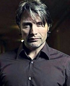 If looks could kill Mads