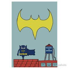 Welcome to Gotham Gotham, Welcome, Fictional Characters, Art, Art Background, Kunst, Performing Arts, Fantasy Characters, Art Education Resources