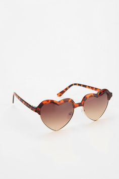 In Love Sunglasses #urbanoutfitters -yup a little bit lolita, but an iconic fashion accessory if ever there was one.