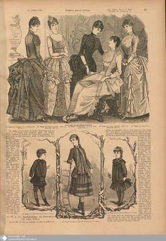 35 [29] - Nr. 4. - Illustrierte Frauenzeitung - Seite - Digitale Sammlungen - Digitale Sammlungen