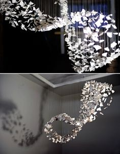 Check out the incredible installation work of Raw Artists Los Angeles' Saree Silverman!   READ MORE: http://www.rawartists.org/news/item/2496-saree-silverman