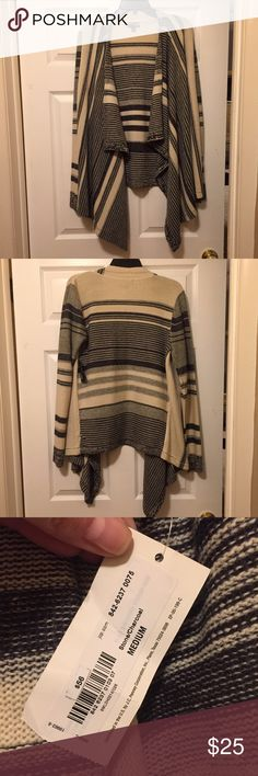 ANA Fly Away Sweater ANA Fly Away Sweater. Long sleeves. Never been worn. New with tags. ANA Sweaters Cardigans