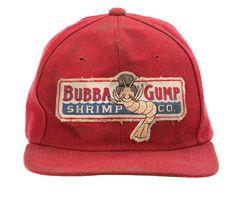 Original Tom Hanks - Forrest Gump Bubba Gump Shrimp Co. Hat... Awesome movie... Awesome hat