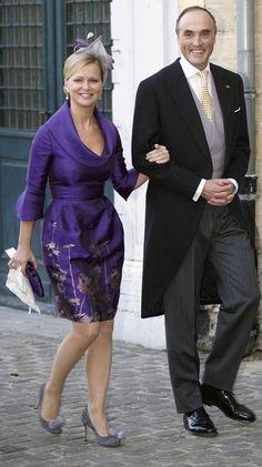 HRH Princess Maria Carolina of Bourbon-Parma
