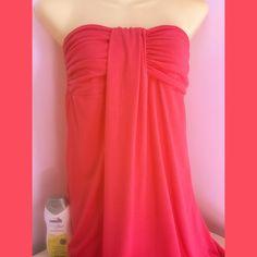Hula honey swim suit coverup Size large, 70% poly, 30% rayon. Loose fitting Hula Honey Swim Coverups
