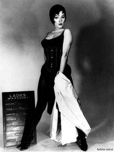 Marilyn Monroe, costume test for