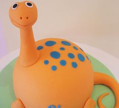 Dinosaur cakes on pinterest dinosaur cake dinosaurs and for 3d dinosaur cake template