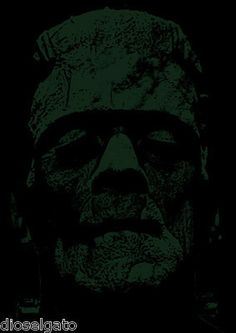 Frankenstein's Horror Monster Mary Shelley on image of Boris Karloff T Shirt Tee #action-adventure #artificial-life #boris-karloff #cult-movie #cult-movies #doctor-frankenstein #frankenstein #green-monster #horror #horror-film #human-conscience #humanity #mad-scientist #mary-shelley #mind-control #monsters #movie #movie-quote #movie-shirt #movie-shirts #science-fiction #zombie