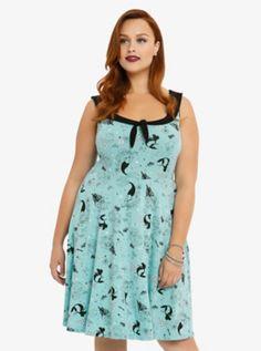Disney The Little Mermaid Collection Skater Dress