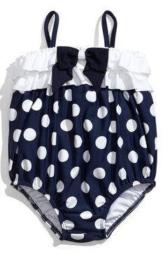 adorable swimsuit, I don't know if it is a boy or girl yet, but I had better be prepared with ideas for either... especially since this baby is going to be a lake baby!