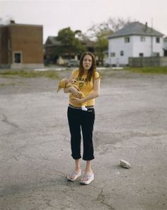 Rebecca, 2005, by Alec Soth
