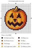 article thumbnail (cross stitch: pumpkin)