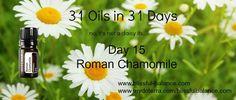 Roman Chamomil blissful balance write up