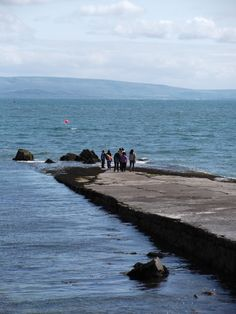 270686125cf Galway Bay from Salthill - sea of Ireland - Galway