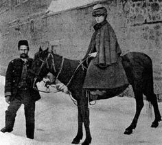Isabella Bird, Rocky Mountain explorer:  In 1872 she set out to explore the Rockies on horseback, with just a pack horse and a guide.  Read her remarkable story in my blog!    http://stargazermercantile.com/isabella-bird-rocky-mountain-explorer/