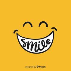 Smile simple background | Free Vector #Freepik #freevector #background #hand #hand-drawn #cute Smile Wallpaper, Cute Wallpaper For Phone, Emoticon Feliz, Smile Quotes, Funny Quotes, Happy Dp, Cute Wallpapers For Ipad, Phone Quotes, Simple Backgrounds