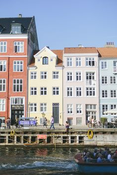 As you might have read earlier this week, Copenhagen has long been on my list of European cities to visit. Being less than a two hour fl...