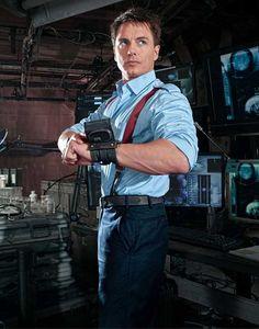 Torchwood #CaptainJack #vortexmanipulator