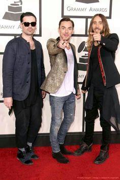 Mars at the Grammy awards