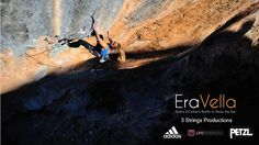 "Sasha DiGiulian ""Era Vella"" 5.14d (9a) by adidas Outdoor. Produced by: 3 Strings Productions [www.three-strings.com]"