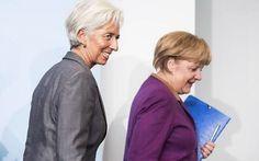 """Grecia, l'Fmi contro Ue e Merkel: """"Rischi alti per l'Eurozona"""". Due ipotesi choc Il debito greco è insostenibile: serve una ristrutturazione che vada oltre il semplice ri-scadenzamento del pagamento degli interessi. La bordata dell'Fmi sull'Unione europea e la Germania in partico #grecia #ue #propostechoc"""