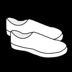 gymschoenen / turnpantoffels