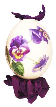 Precious Russian Easter Eggs - easter-eggs Photo