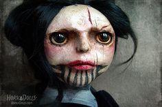 Art Dolls by Klaudia Gaugier - Horka Dolls
