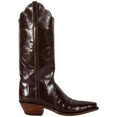 005b6016108 Lucchese Sienna Ultra Belly Pony Brown Buff Boots. L412754. Haven Shea ·  Short List - Clothes · Lucchese Women s Handmade Hattie Black Goat Leather  ...