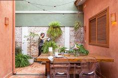 Casa de vila em São Paulo esbanja charme e delicadeza (Foto: Júlia Ribeiro/Divulgação)