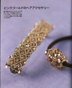Bracelet and a beaded bead