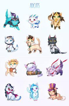 Adcats - League of Legends
