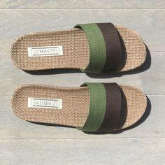 Madame, Pool Slides, Slip On, Sandals, Shoes, Fashion, Bicolor Cat, Moda, Shoes Sandals