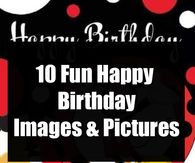 10 Happy Birthday Gifs With Beautiful Images Cute Happy Birthday Pictures, Happy Birthday Picture Quotes, Birthday Wishes Gif, Birthday Gifs, Happy Birthday Fun, Birthday Blessings, 10 Birthday, Beautiful Friend Quotes, Love Quotes For Her