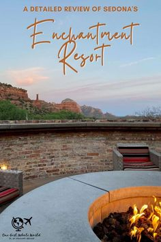 """Detailed Review of Sedona's Enchantment Resort 