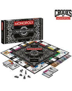 Love this Crooks Monopoly Board Game by Crooks & Castles