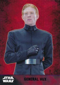 21 General Hux 2015 Topps Star Wars Force Awakens Series 1 Purple | eBay
