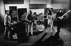 Deep Purple Tribute: Iron Maiden, Metallica, More Salute Keyboardist Jon Lord - Up on the Sun