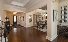 Entryway -  by Providence Homes in Twenty Mile Village Grove