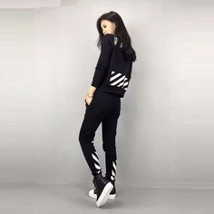 Sportwear Hoodies Tracksuits Long Sleeve Tops Full Pants Slim Fit Women Sport Suit Two Pieces Set Printed Jogging Femme