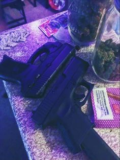 Purple Rooms, Aesthetic Photo, Hand Guns, King, Photos, Firearms, Pistols, Pictures, Lilac Room