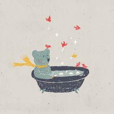 friends - valeria cardetti illustration