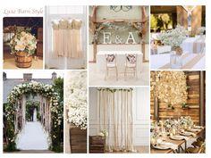 Inspire Me: Luxe Barn Wedding - Wedding Blog UK