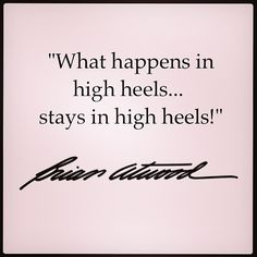 What happens in Vegas.....#brianatwood #thesexisintheheel #Padgram