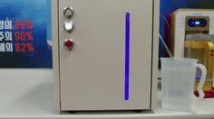 선박 수산소 발생장치(연비향상,매연저감,출력증강)