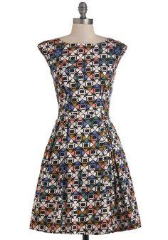 Be Outside Dress, #ModCloth
