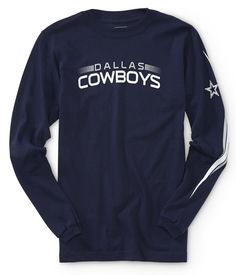 Kids  Long Sleeve Dallas Cowboys® Graphic T - PS From Aeropostale Cute Boy  Outfits b474f9dfb
