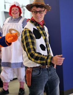 Andy from Toy Story!