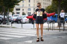 Los corpiños se llevan por encima del jersey (o de la camiseta) by Trendencias  #Other