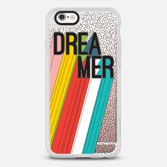 Transparent Dreamer Festival Rainbow Color - Iphone New Standard Case
